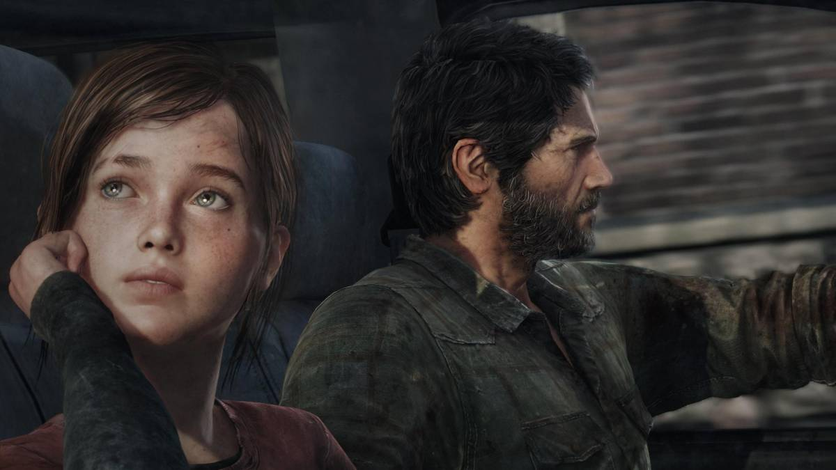 The last of us série